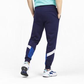 Thumbnail 3 of Iconic MCS Men's Track Pants, Peacoat, medium