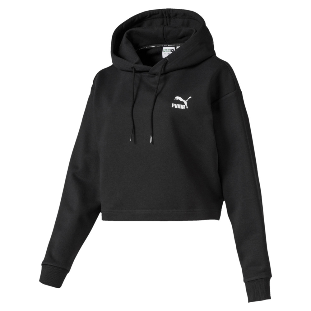 Image Puma Claw Cropped Women's Hoodie #1