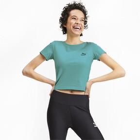 Miniatura 2 de Camiseta Claw para mujer, Blue Turquoise, mediano