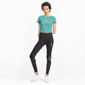 Miniatura 4 de Camiseta Claw para mujer, Blue Turquoise, mediano