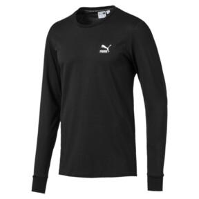 Miniatura 1 de Camiseta Claw Pack de mangas largas para hombre, Puma Black, mediano