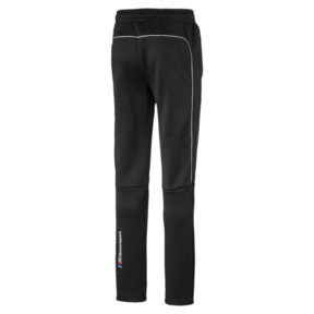 Miniatura 2 de Pantalones deportivosBMW M MotorsportT7 para niño joven, Puma Black, mediano