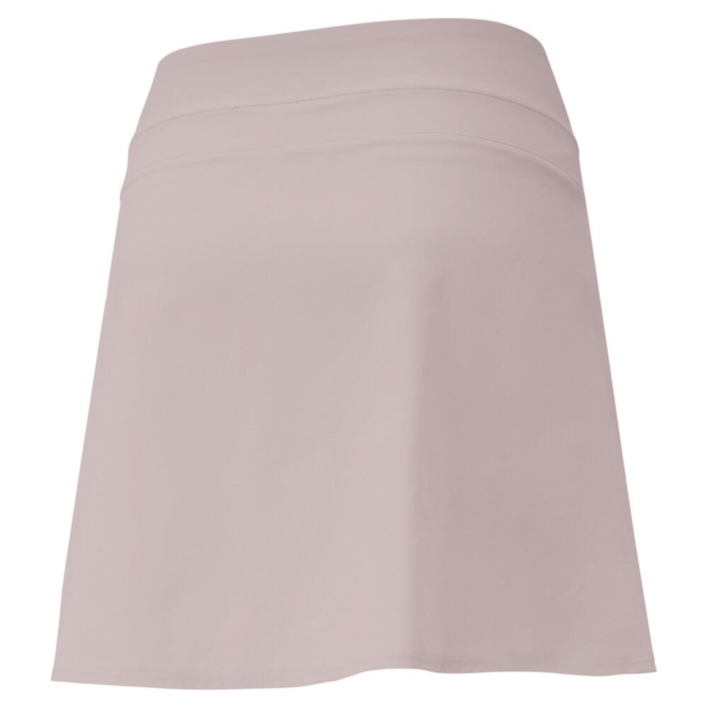 Image Puma PWRSHAPE Solid Woven Women's Golf Skirt #2