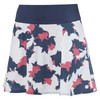 Image Puma PWRSHAPE Floral Women's Golf Skirt #1