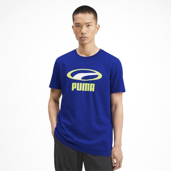 PUMA XTG グラフィック SS Tシャツ 半袖, Surf The Web, large-JPN