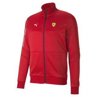 Image PUMA Scuderia Ferrari T7 Men's Track Jacket
