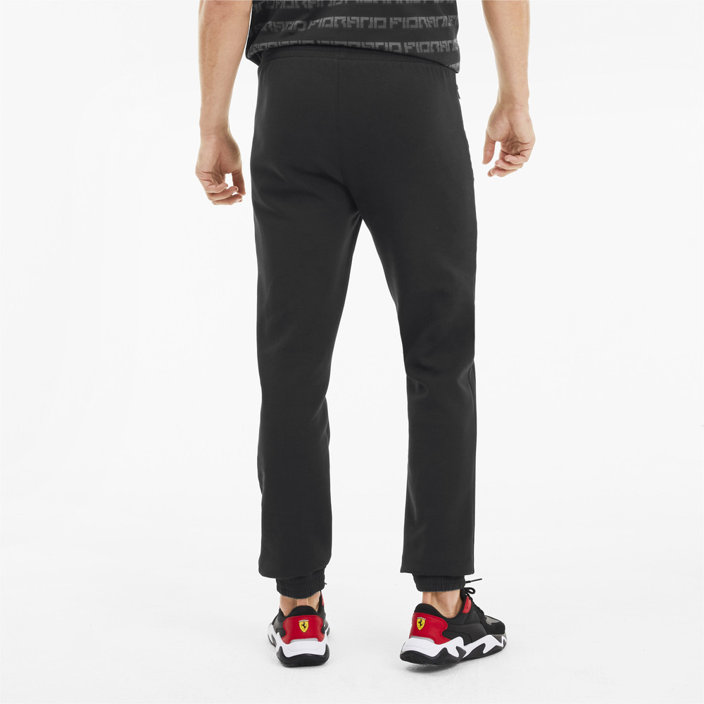Image Puma Scuderia Ferrari Knitted Men's Sweatpants #2