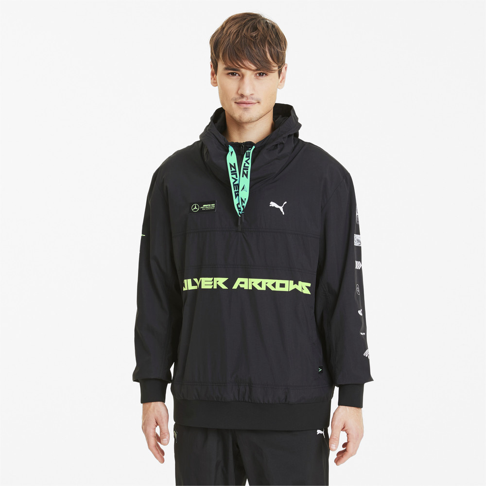 Изображение Puma Олимпийка MAPM Street Jacket #1