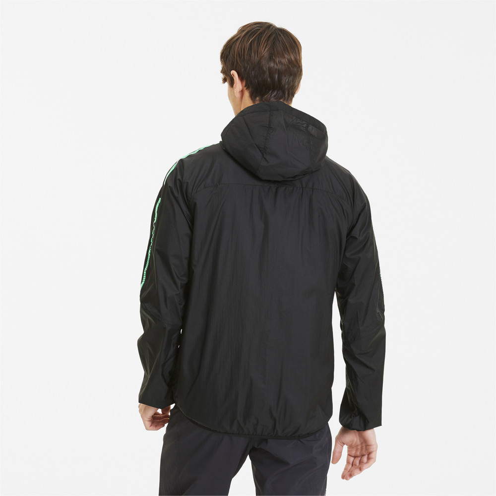 Image Puma Mercedes T7 City Runner Men's Jacket #2