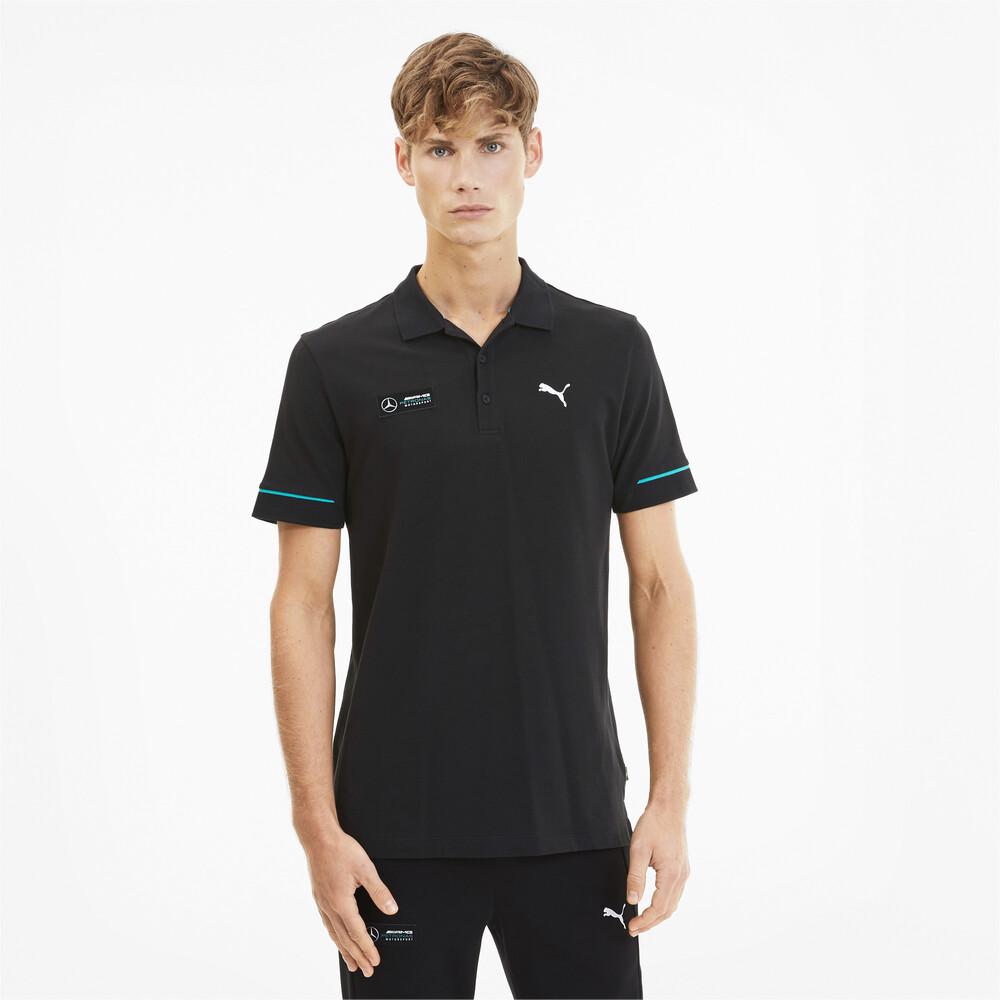 Görüntü Puma Mercedes AMG Petronas Erkek Polo T-Shirt #1