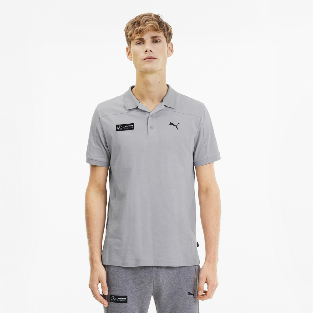 Image PUMA Mercedes Men's Polo 2 #1