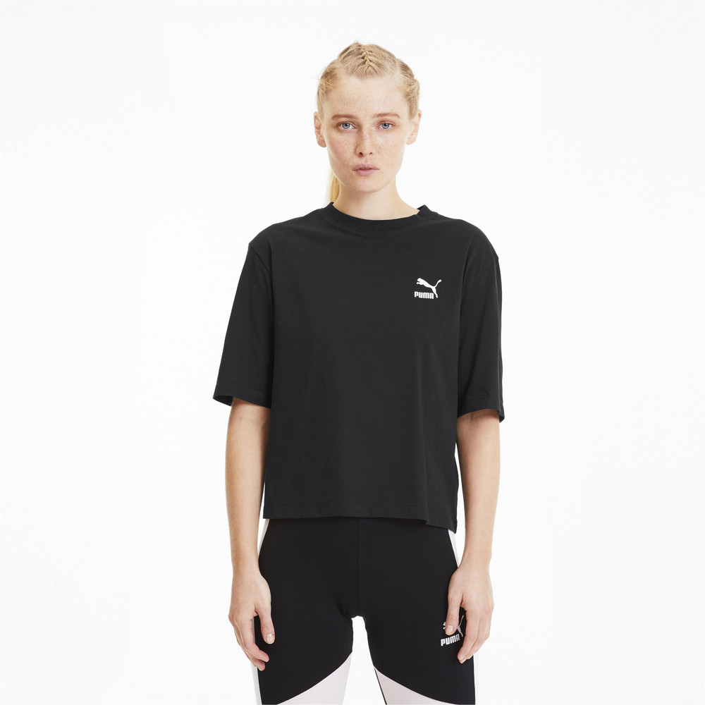 Image PUMA Tailored For Sport Graphic Women's Tee #1