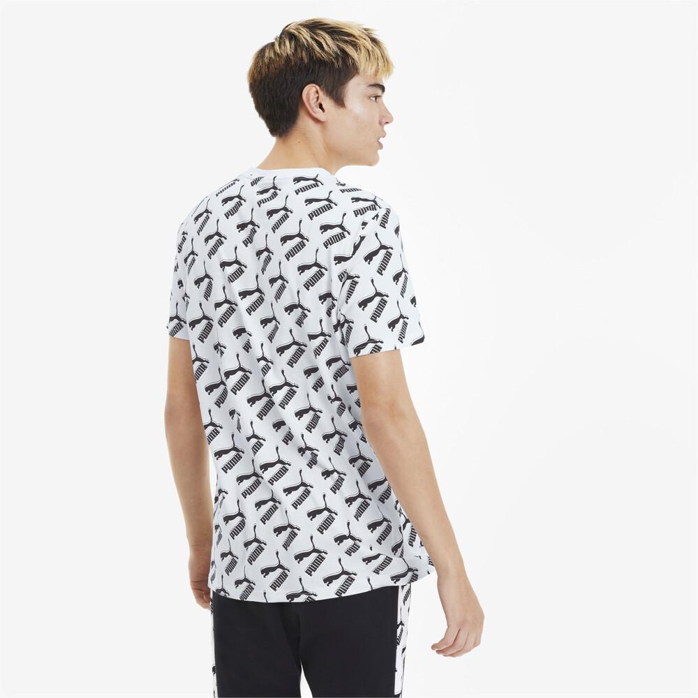 Image PUMA Camiseta PUMA AOP Logo Masculina #2