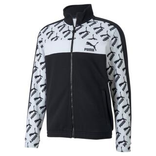 Image PUMA AOP T7 Men's Track Jacket