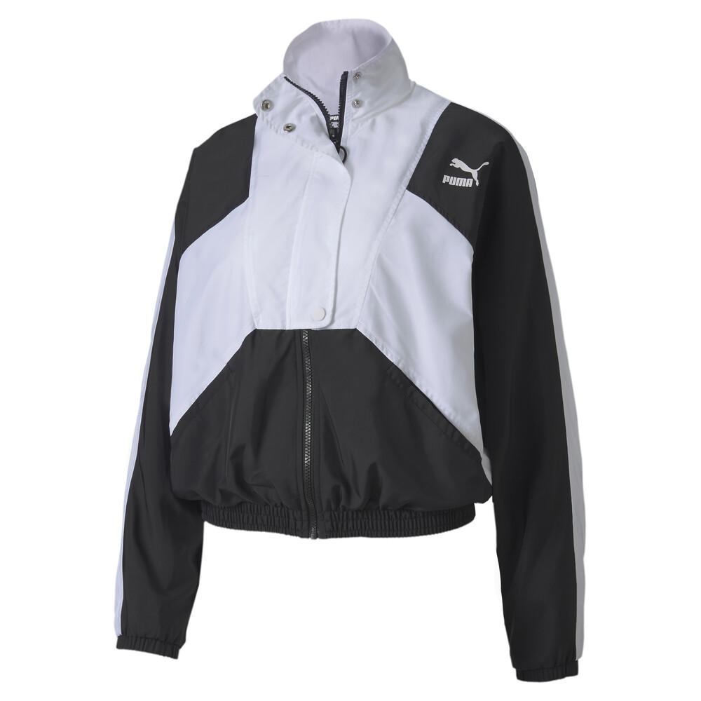 Изображение Puma Олимпийка TFS Woven Track Jacket #1