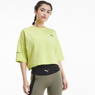 Görüntü Puma EVIDE FORMSTRIP Kısa Kesim Kadın T-Shirt