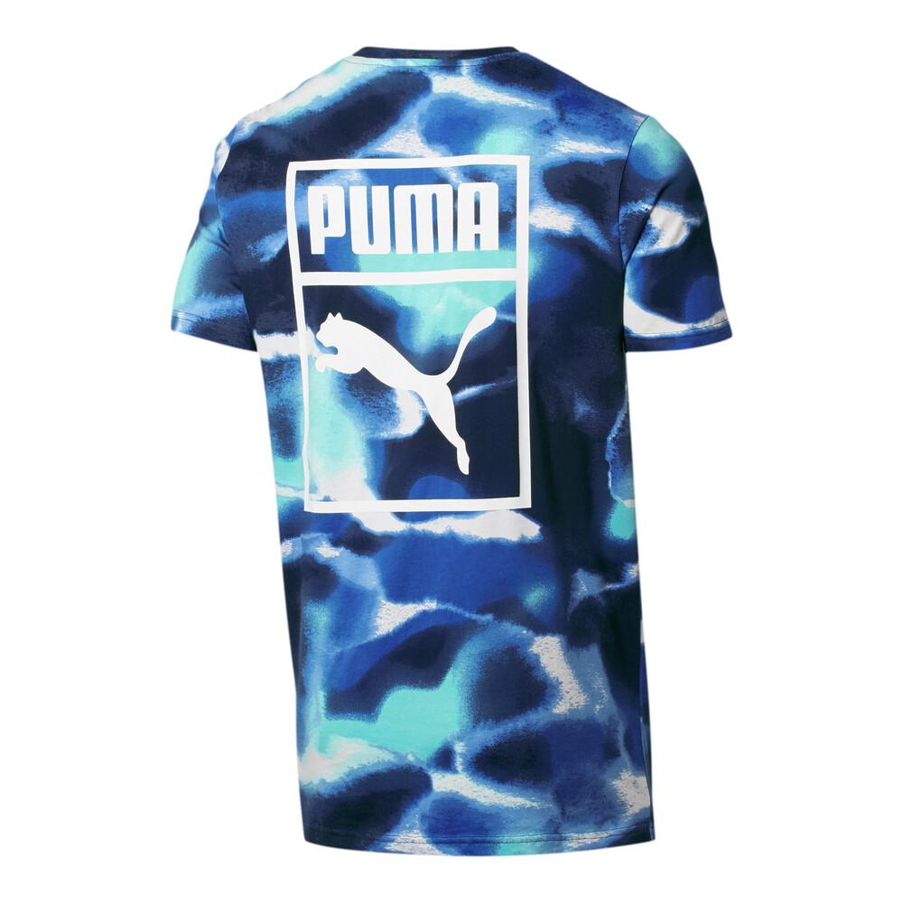 Image Puma Cloud Pack AOP Men's Tee #2