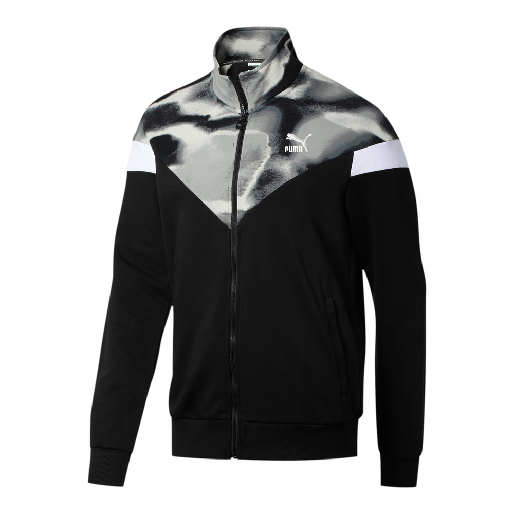 Image PUMA Cloud Pack MCS Men's Track Jacket #1