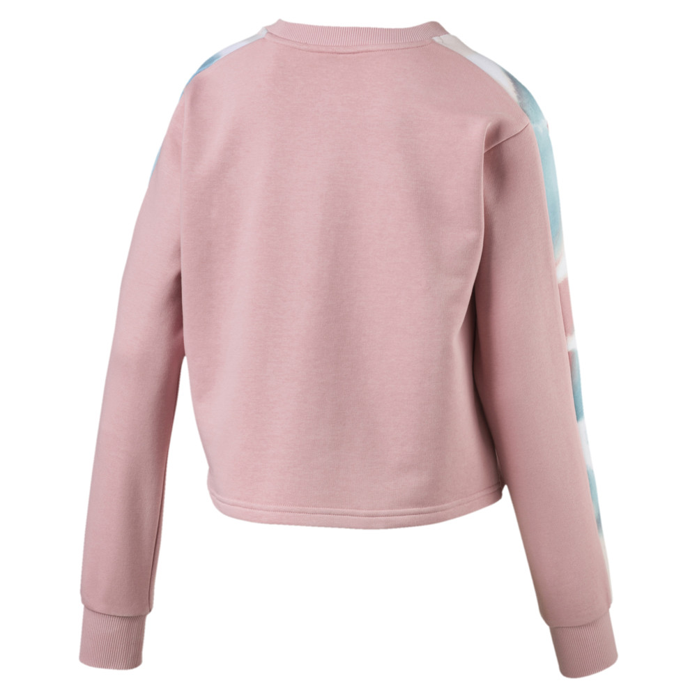 Image Puma Cloud Pack Long Sleeve Women's Sweater #2