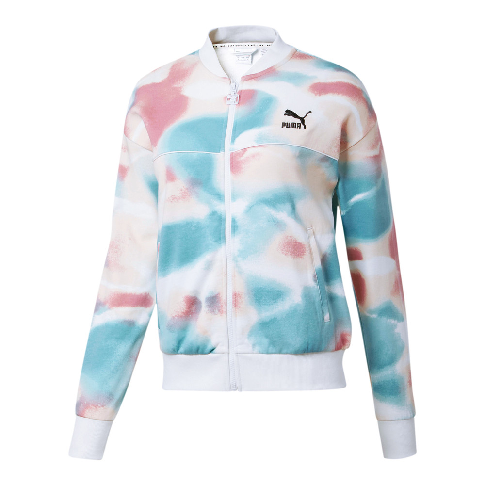Image Puma Cloud Pack Women's Track Jacket #1