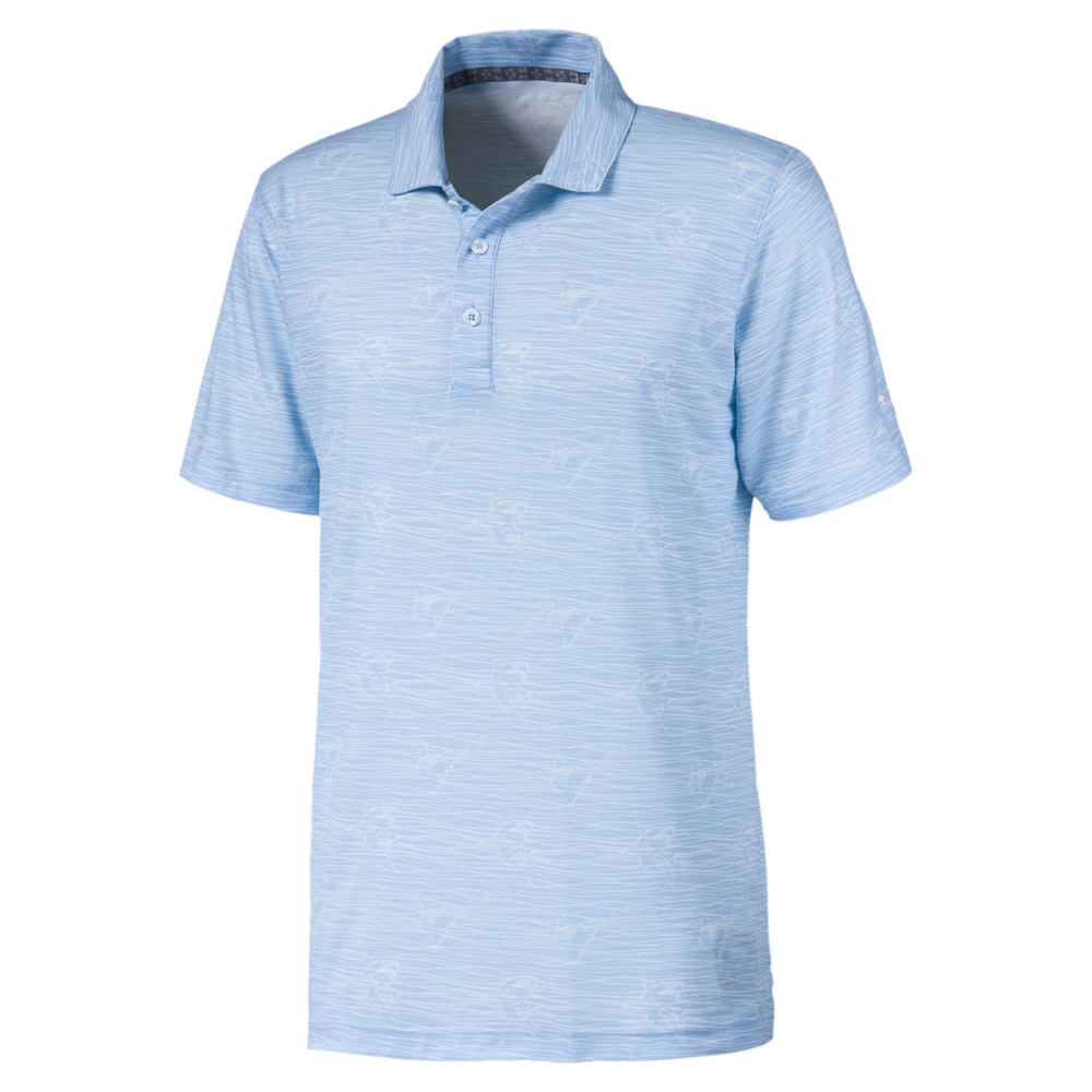 Image Puma Predators Men's Golf Polo Shirt #1
