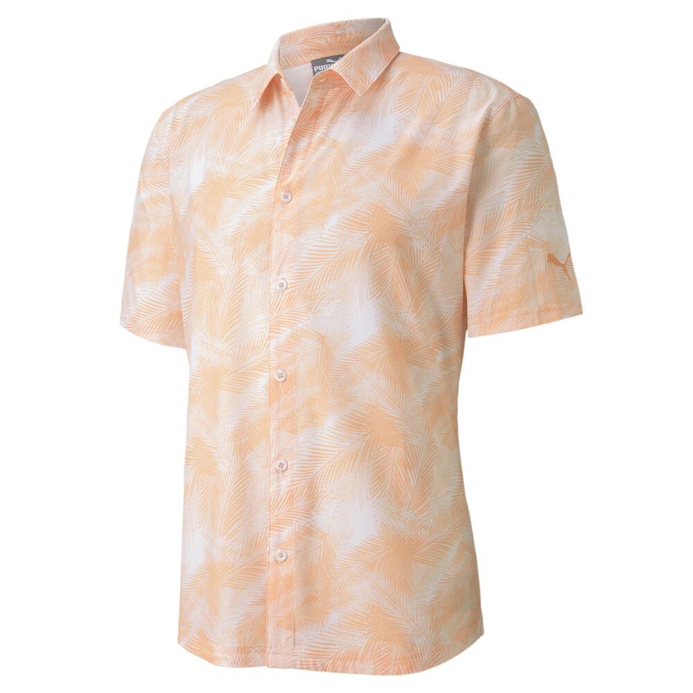 Image PUMA Palms Men's Golf Shirt #1