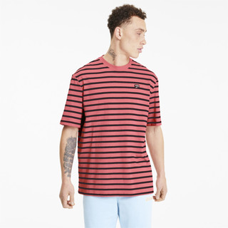 Camiseta Downtown Striped Masculina