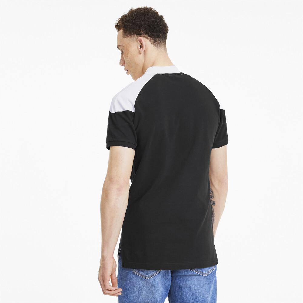 Image PUMA Camisa Polo Iconic MCS Slim Masculina #2
