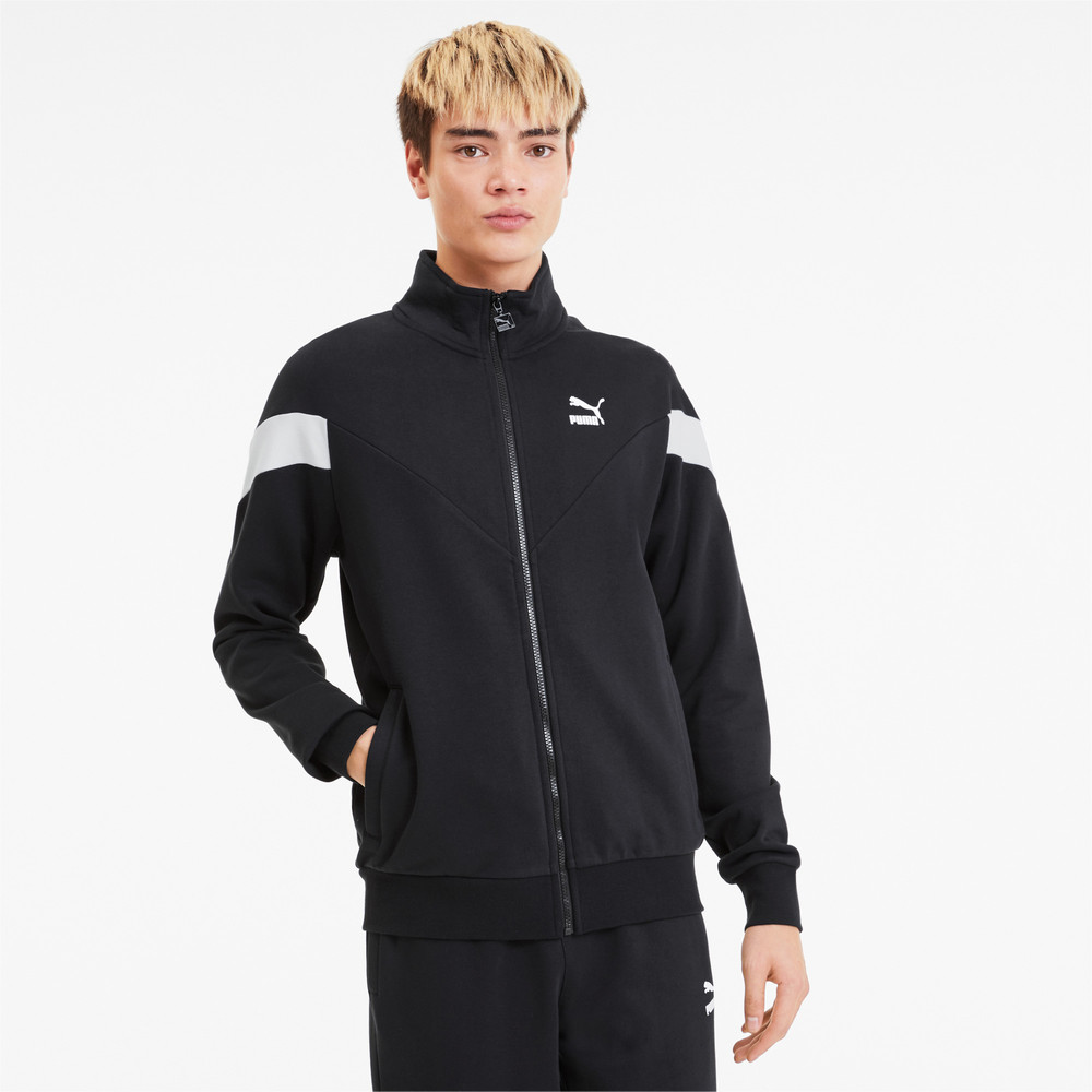 Олимпийка Iconic MCS Track Jacket FT