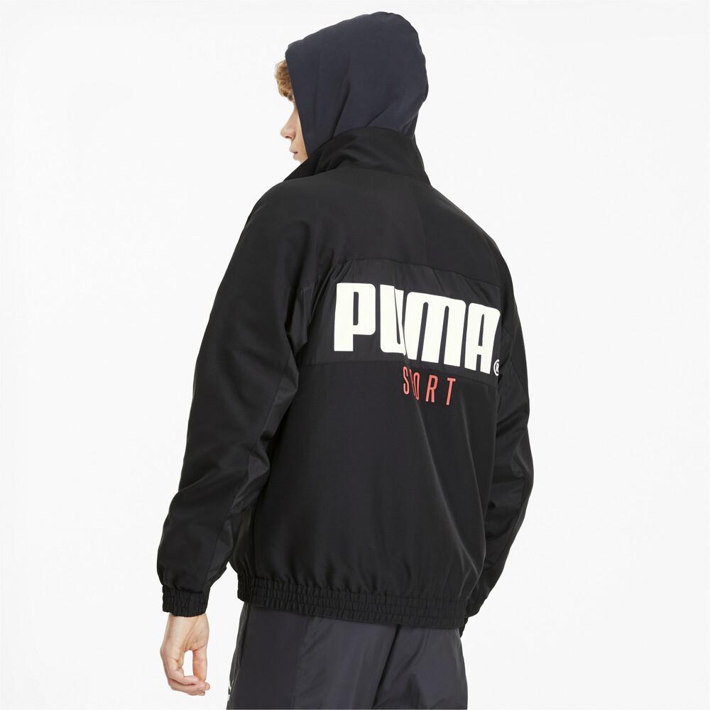 Изображение Puma Олимпийка PUMA TFS Woven Jacket #2