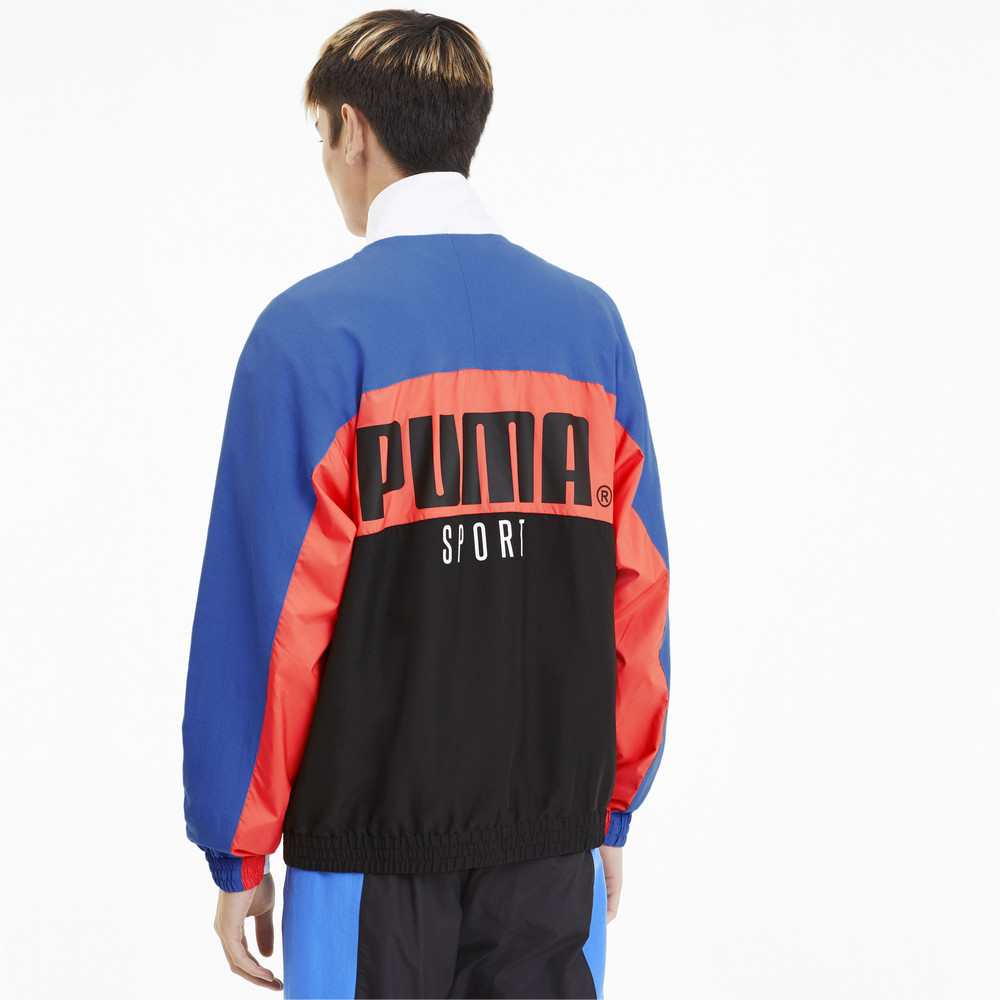 Image Puma Tailored for Sport Woven Men's Jacket #2