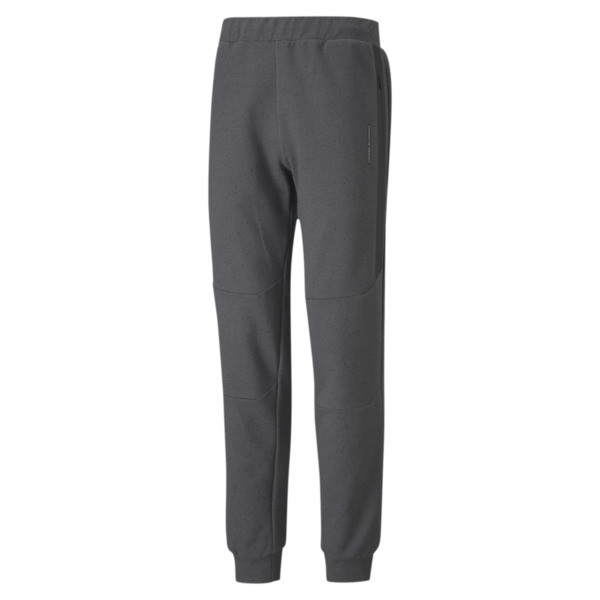 puma porsche design men's sweatpants in asphalt grey, size s