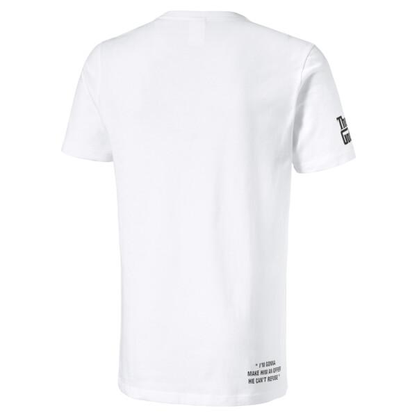 PUMA THE GODFATHER Herren T-Shirt, Puma White, large