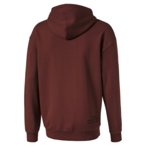 Thumbnail 2 of Sweatshirt à capuche PUMA THE GODFATHER pour homme, Fired Brick, medium