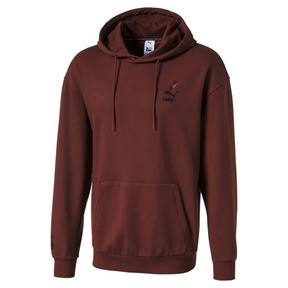 Thumbnail 1 of Sweatshirt à capuche PUMA THE GODFATHER pour homme, Fired Brick, medium
