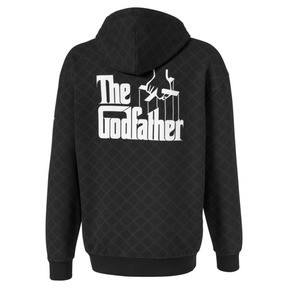 Thumbnail 2 of Sweatshirt à capuche PUMA x THE GODFATHER pour homme, Puma Black, medium