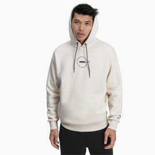 Görüntü Puma XTG TRAIL Kapüşonlu Desenli Erkek Sweatshirt
