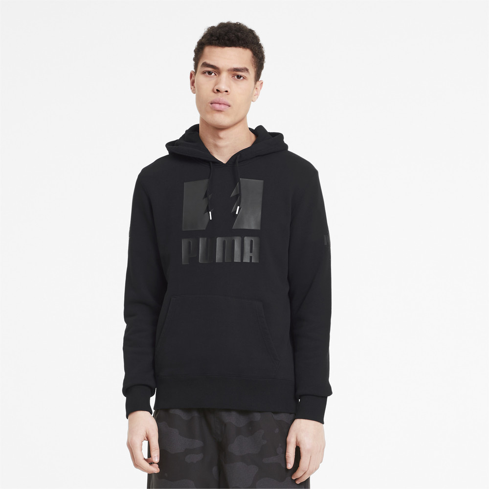 Image Puma PUMA x THE HUNDREDS Men's Hoodie #1