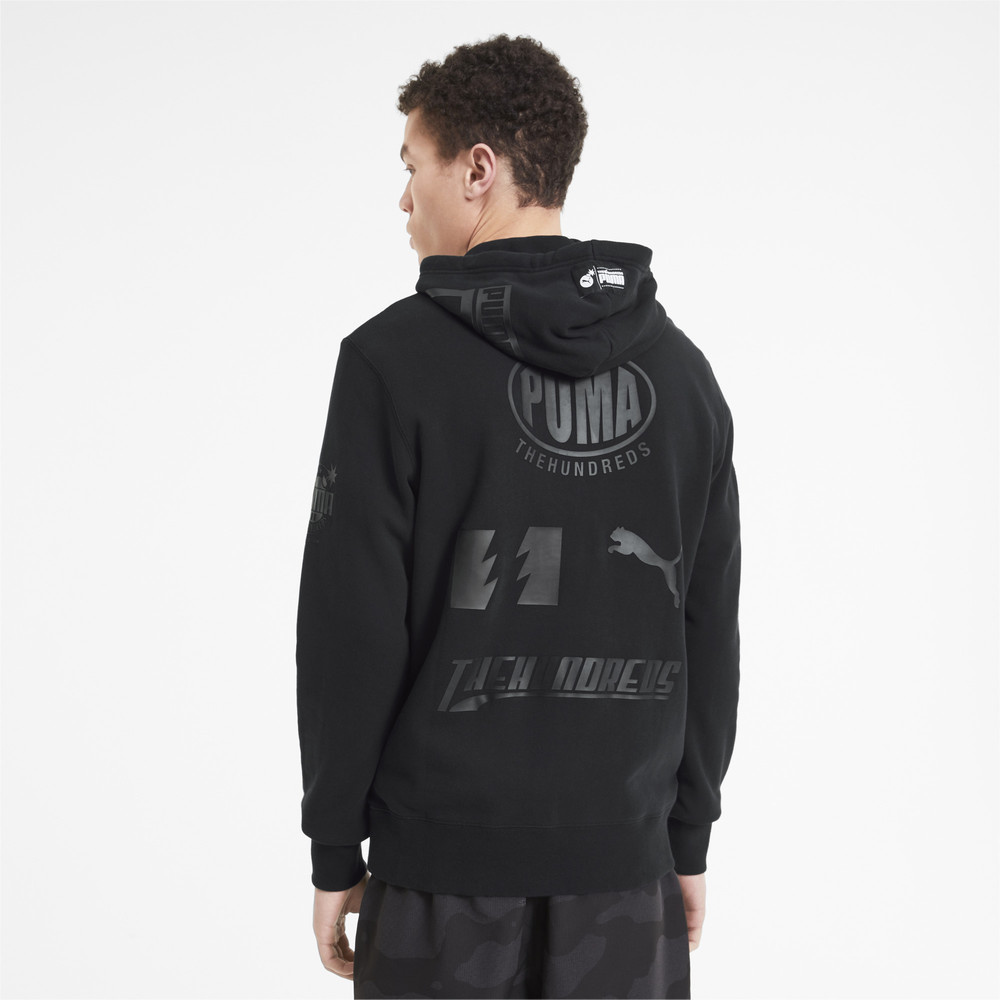 Image Puma PUMA x THE HUNDREDS Men's Hoodie #2