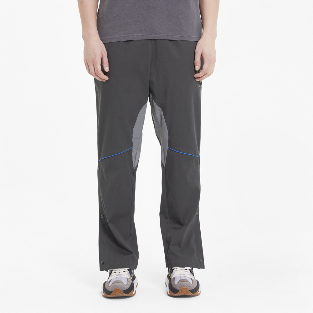 Image Puma PUMA x RHUDE Men's Woven Sweatpants #1