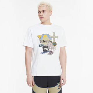 Görüntü Puma PUMA x RHUDE Desenli Erkek T-Shirt