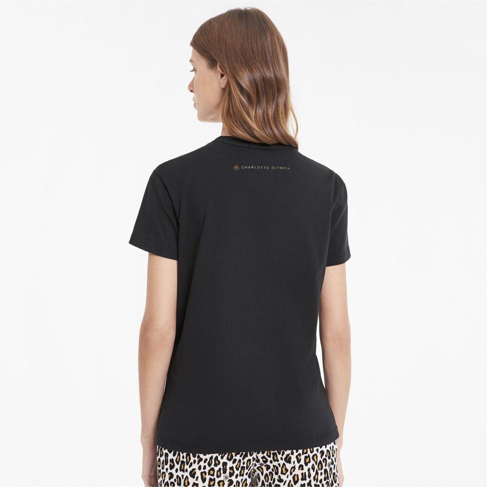 Görüntü Puma PUMA x CHARLOTTE OLYMPIA Kadın T-Shirt #2