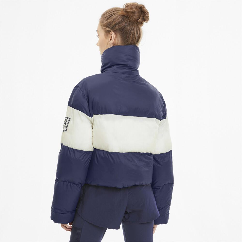 Изображение Puma Куртка PUMA x SG Crop Puffer #2