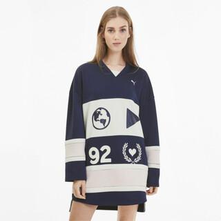Görüntü Puma PUMA x SELENA GOMEZ Uzun Kollu Hockey Kadın Elbise