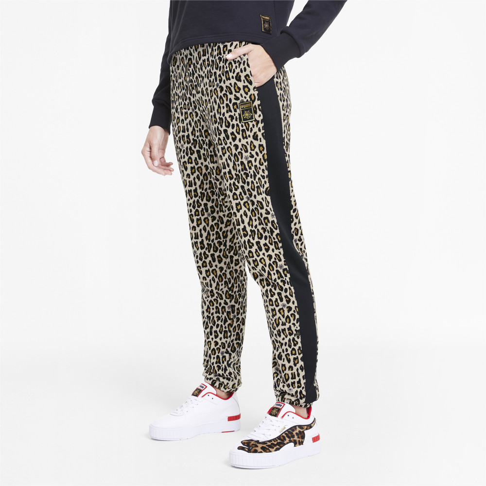 Image Puma PUMA x CHARLOTTE OLYMPIA Tailored for Sport AOP Women's Track Pants #1