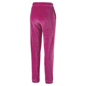 Thumbnail 3 of Velvet Women's Pants, Magenta Haze, medium