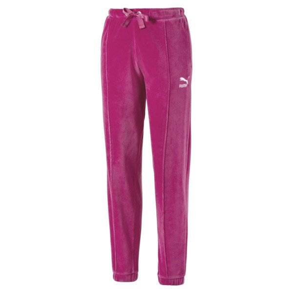 Velvet Women's Pants, Magenta Haze, large