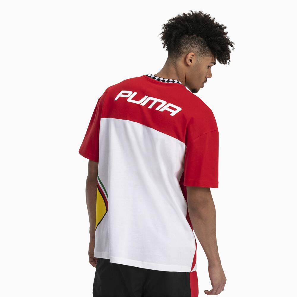 Görüntü Puma FERRARI Energy Logo Erkek T-Shirt #2