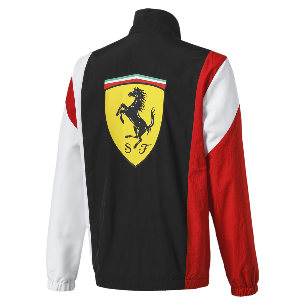 PUMA - male - Олимпийка Ferrari Energy Zip Jacket – Puma Black – L