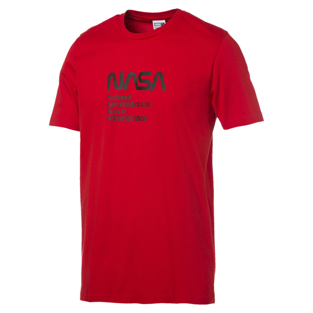 Image Puma PUMA x SPACE AGENCY Men's Tee #1